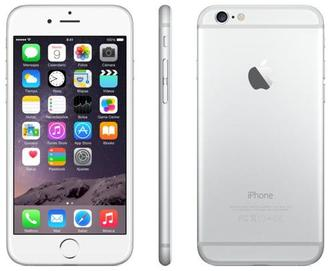 descuento en Iphone 6 plus 16Gb Silver